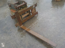 n/a Strickland Pallet Forks 65/80mm Pin to suit 13/20 Ton Excavator handling part