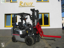 pièces manutention nc Renix Kistendrehgerät 180°/ Forklift Rotator 180° for forklift/ neuf