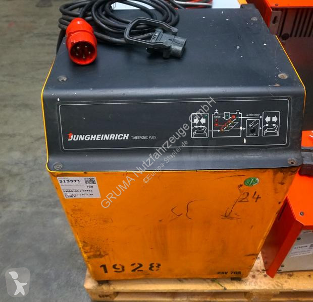 View images Jungheinrich Timetronic Plus 24 V/70 A handling part