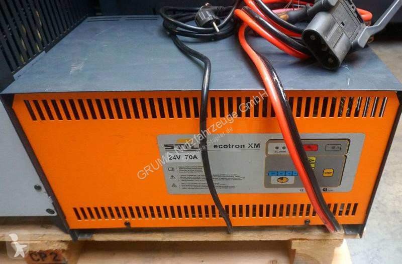 View images Still ecotron XM 24 V/70 A handling part