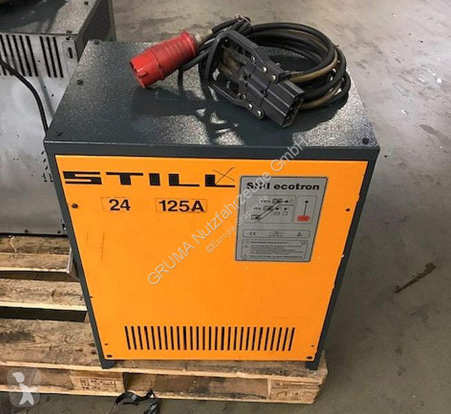 View images Still Ecotron 24 V/105 A handling part
