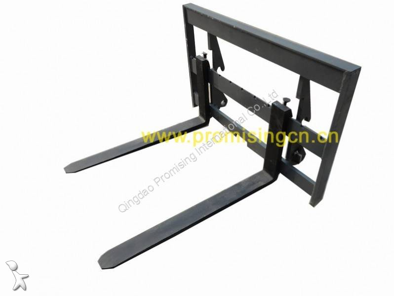 View images Dragon Machinery Pallet Fork / Mechanical Pallet Fork / Mechanical Fork Lift Frame handling part