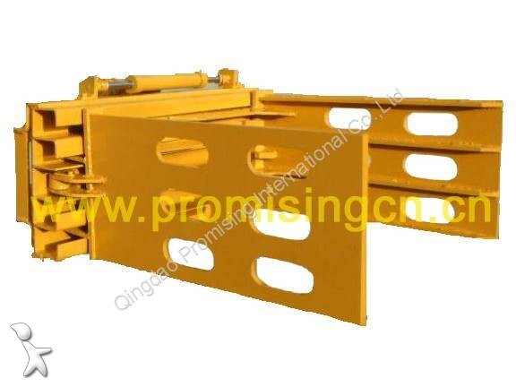 Voir les photos Pièces manutention Dragon Machinery Bale Grapple / Bale Grab / Bale Clamps/Loader Mounted Bale Grab