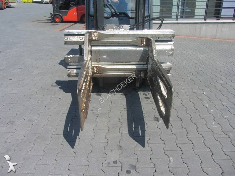 Pièces manutention Cascade accessoires SEL51043 RO Bale