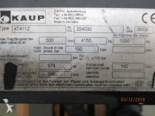 View images Kaup 4T411Z handling part