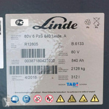 View images Linde 80 V 6 PzS 840 Ah handling part