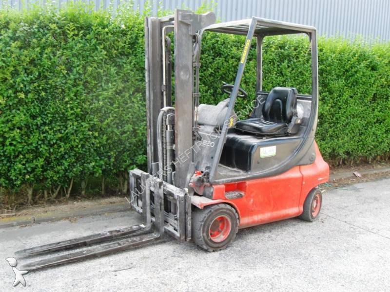 chariot l vateur de chantier occasion fenwick nc e20p 02 335 annonce n 1230721. Black Bedroom Furniture Sets. Home Design Ideas
