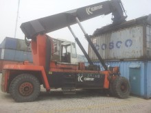 chariot élévateur de chantier Kalmar 38T--40T
