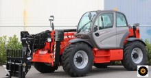 Manitou MT1840 heavy forklift