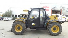 carretilla elevadora de obra Caterpillar TH407