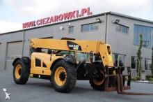 empilhador de obras Caterpillar TELESCOPIC LOADER CAT TL642 4x4x4 12 m