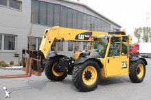 chariot élévateur de chantier Caterpillar TELESCOPIC LOADER CAT TL642 4x4x4 12 m