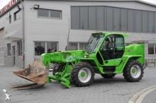 chariot élévateur de chantier Merlo Panoramic TELESCOPIC LOADER P40.17 17 m 4x4x4