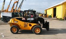 wózek podnośnikowy budowlany JCB