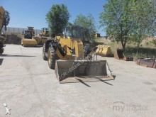 carretilla elevadora de obra Caterpillar TH414