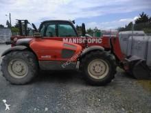 chariot élévateur de chantier Manitou MLT 730 T