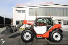 chariot télescopique Manitou MT 732 TELESCOPIC HANDLER LOADER MANITOU MT 732 7 M