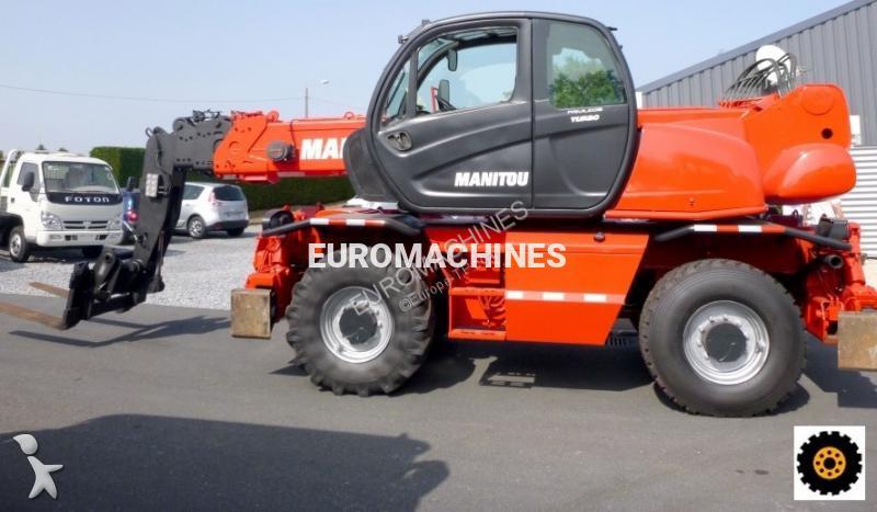 Chariot télescopique Manitou MRT-2150 Turbo ORH