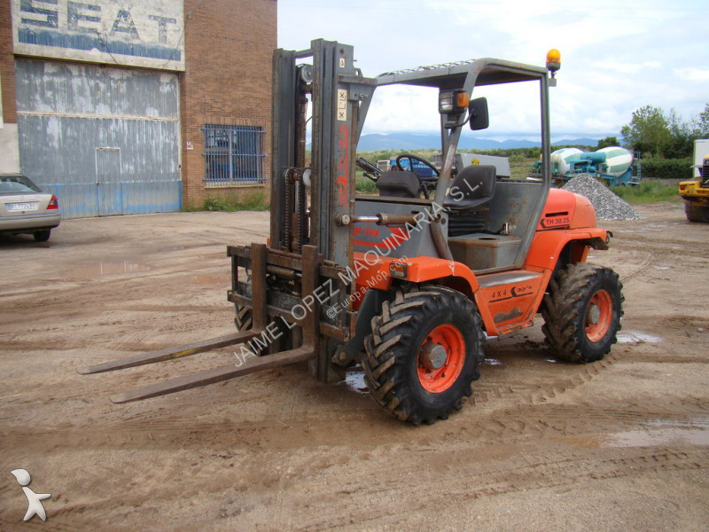 Agria TH30.25 heavy forklift