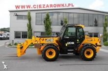 wózek podnośnikowy budowlany JCB 535-140 TELESCOPIC LOADER JCB 535-140 14 M 4x4x4