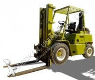 Clark C500 Y70PD heavy forklift