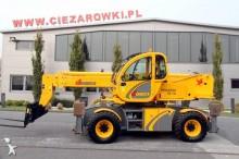 chariot élévateur de chantier Dieci Pegasus TELESCOPIC LOADER ROTO DIECI PEGASUS 35.16 16 M 4x4x4