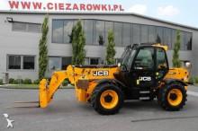 chariot élévateur de chantier JCB 535-140 TELESCOPIC LOADER JCB 535-140 14 M 4x4x4