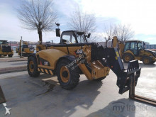 chariot télescopique Caterpillar TH417C