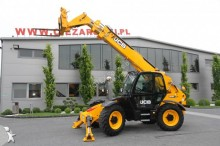 chariot élévateur de chantier JCB 535-140 TELESCOPIC LOADER 535-140 HI VIZ POWERSHIFT 14 M 4x4x4