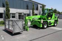 wózek podnośnikowy budowlany Merlo Roto TELESCOPIC LOADER MERLO ROTO 38.16 16 M 4x4x4