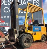 Fenwick telescopic handler