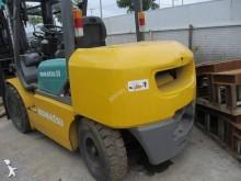 chariot élévateur de chantier Komatsu FD50