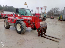 View images Manitou MT 1233S telescopic handler