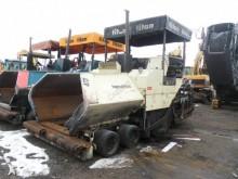 ABG asphalt paving equipment