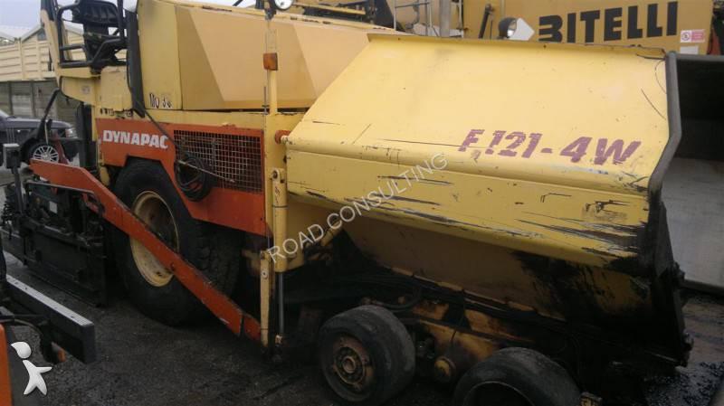 Bilder ansehen Dynapac F121W4W Straßenbaumaschine