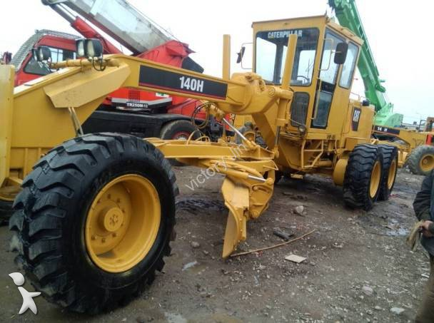 Caterpillar 140H road construction equipment