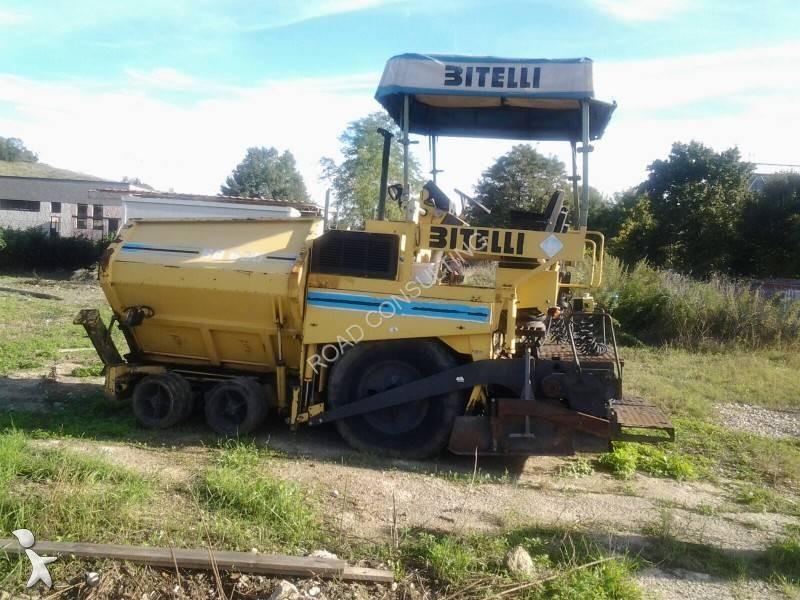 Lavori stradali Bitelli BB630