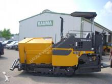 Volvo asphalt paving equipment