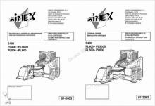 obras de carretera Simex PL400