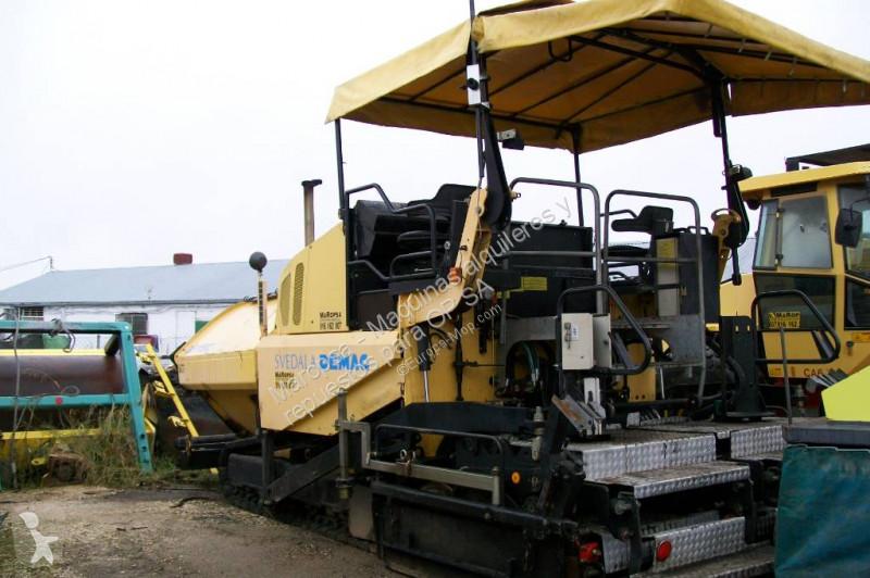 Demag DF 115 C road construction equipment