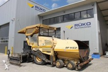 Demag DF 115 P road construction equipment