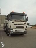 obras de carretera Scania g480