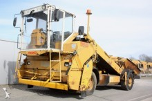 Phoenix gravel spreader road construction equipment