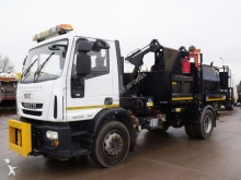 Iveco sprayer road construction equipment