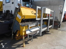 used gravel spreader road construction equipment