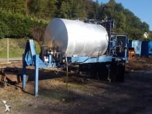 obras de carretera pulverizador usada