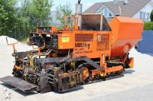 Allatt asphalt paving equipment