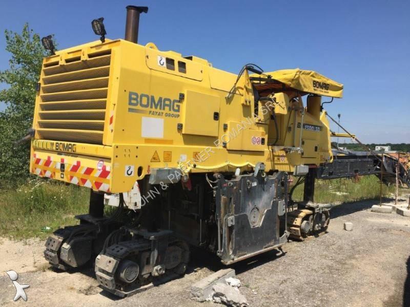 Echipamente pentru lucrari rutiere Bomag 1300/30