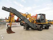 Liebherr asphalt paving equipment
