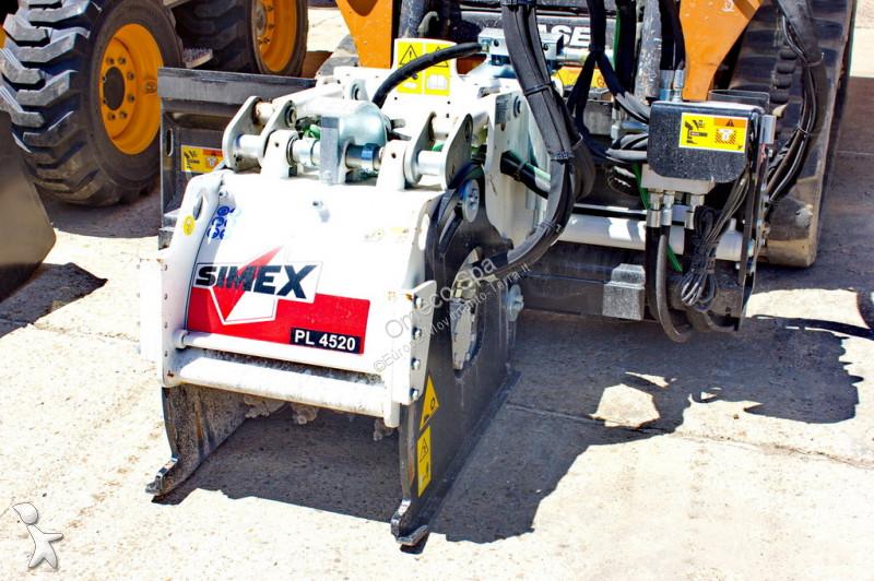 Simex PL4520 road construction equipment
